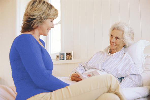 elderly care support